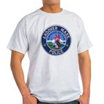 Andover Massachusetts Police Light T-Shirt