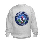 Andover Massachusetts Police Kids Sweatshirt