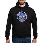 Andover Massachusetts Police Hoodie (dark)