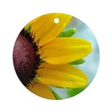 BLACK EYED SUSAN Ornament (Round)