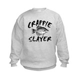 CRAPPIE SLAYER Sweatshirt