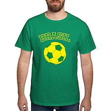 Brasil Futebol T-Shirt