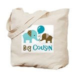 Big Cousin - Elephant Tote Bag
