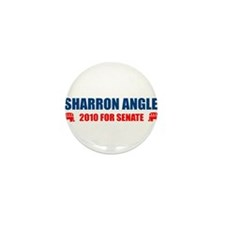 Cute Sharron angle Mini Button (100 pack)