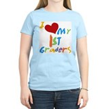 I Love My 1st Graders T-Shirt