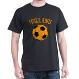 Holland Voetbal T-Shirt