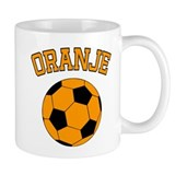Voetbal Small Mug (11 oz)