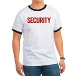 Security (red) Ringer T