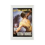 Let Em Have It Rectangle Magnet (10 pack)