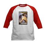 Let Em Have It (Front) Kids Baseball Jersey