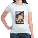 Let Em Have It (Front) Jr. Ringer T-Shirt