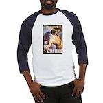 Let Em Have It (Front) Baseball Jersey