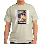 Let Em Have It (Front) Ash Grey T-Shirt