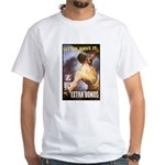 Let Em Have It (Front) White T-Shirt