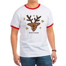 Born To Lead Reindeer T