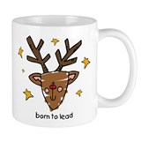 Born To Lead Rudolf Mug