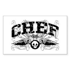 Chef Decal