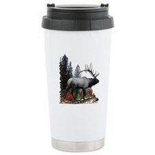 Elkaholic Ceramic Travel Mug