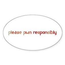 please pwn responsibly - Decal