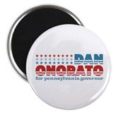 "Onorato for PA Governor 2.25"" Magnet (100 pack)"