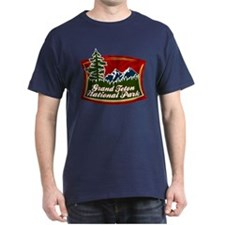 Grand Teton Mountains T-Shirt