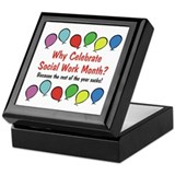 Why Celebrate SWM Keepsake Box