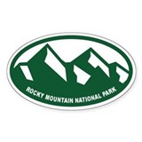 Rocky Mountain Natl Park Decal