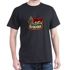 Sequoia Mountains T-Shirt