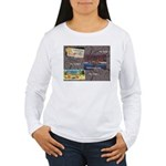Pacific Ocean Park Memories Women's Long Sleeve T-