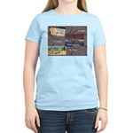Pacific Ocean Park Memories Women's Light T-Shirt