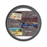 Pacific Ocean Park Memories Wall Clock