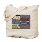 Pacific Ocean Park Memories Tote Bag