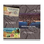 Pacific Ocean Park Memories Tile Coaster