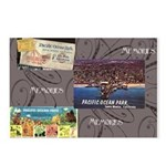 Pacific Ocean Park Memories Postcards (Package of