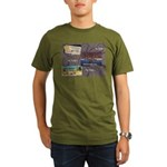 Pacific Ocean Park Memories Organic Men's T-Shirt