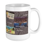 Pacific Ocean Park Memories Large Mug