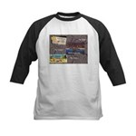 Pacific Ocean Park Memories Kids Baseball Jersey