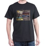 Pacific Ocean Park Memories Dark T-Shirt