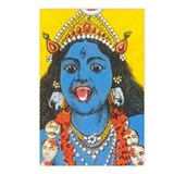 Goddess Kali: Postcards (Package of 8)