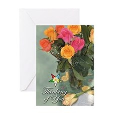 OES Thinking Of You Greeting Card