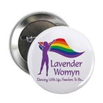 "Lavender Womyn 2.25"" Button (10 pack)"