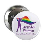 "Lavender Womyn 2.25"" Button"