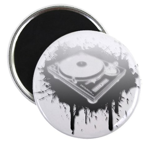 Graffiti Turntable Magnet