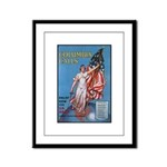 Columbia Calls U.S. Army Framed Panel Print
