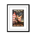 Over the Top Liberty Bonds Framed Panel Print