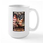 Over the Top Liberty Bonds Large Mug