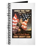 Over the Top Liberty Bonds Journal