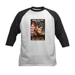 Over the Top Liberty Bonds Kids Baseball Jersey