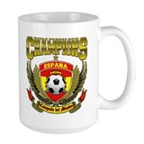 Espa&#241;a Campe&#243;n del Mundo 2010 Mug