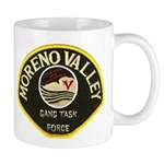 Moreno Valley Gang Task Force Mug